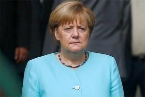 """Merkel sebut situasi di Aleppo sebagai """"aib"""" internasional"""