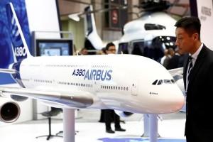 Airbus kurangi 1.100 pekerjaan di Prancis dan Jerman
