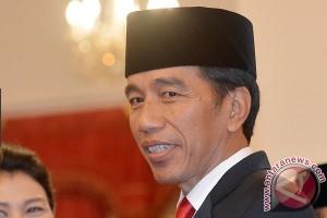 Jokowi ungkapkan rasa kangen pada PGRI