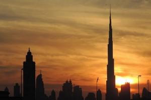 Burj Khalifa Dubai ikut peringati Hari Kanker Payudara