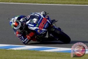 Lorenzo tercepat dalam FP2 MotoGP Jepang