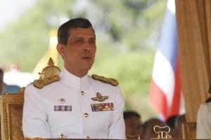 Putra Mahkota Vajiralongkorn terima permintaan menjadi Raja Thailand