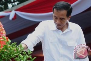 Jokowi datangi kampung halaman di Solo