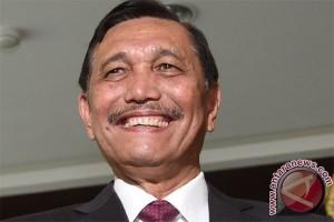Luhut: Pemda Papua dapat 5 persen saham Freeport