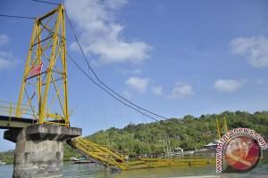Jembatan Roboh Di Bali