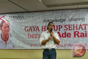 Jakarta hari ini, seminar diet hingga pertunjukkan musikal