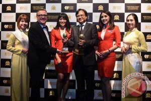 AirAsia raih penghargaan maskapai berbiaya hemat terbaik