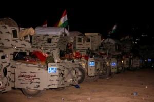 Pasukan Irak rebut penjara di Mosul dari ISIS