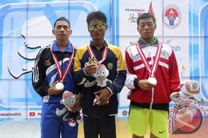 Final Lari 800 Meter Putra