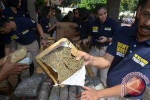 Gelar Perkara Kasus Narkoba Di Bogor