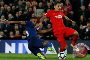 MU imbangi Liverpool 0-0 di Anfield