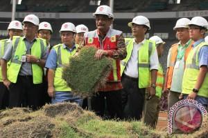Kunjungan Wakil Gubernur Ke Stadion Gelora Bung Karno