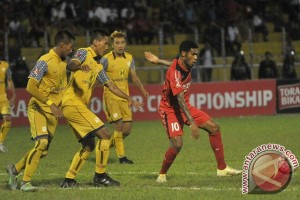 Semen padang bawa dua kiper muda hadapi Sriwijaya FC