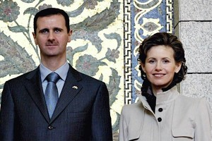 Ibu Negara Suriah tolak tawaran tinggal di luar negeri