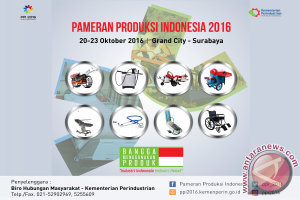 Pameran produk unggulan Indonesia digelar di Surabaya, Oktober
