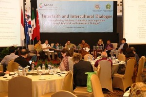 Dialog Lintas Agama dan Budaya Lima Negara