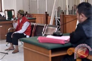 Sidang Kasus Penembakan Anggota TNI Polman