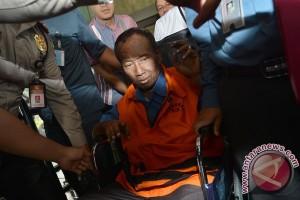 KPK tahan tersangka korupsi pengadaan e-KTP