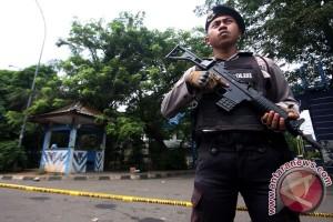 Pelaku penyerangan polisi dimakamkan di Tigaraksa Tangerang