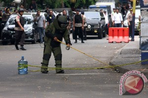 Kapolsek Tangerang ditusuk orang tak dikenal