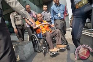Sugiharto Ditahan KPK
