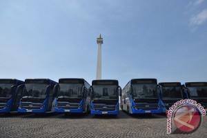 Transjakarta siapkan 200 bus pada malam pergantian tahun