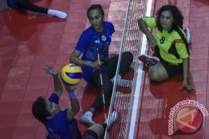 PEPARNAS - Netty Heryawan ajak orang tua ke arena pertandingan