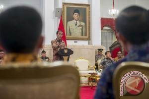 Rakor Presiden Dengan Gubernur