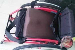 PEPARNAS - Menilik kursi roda para petenis paralimpik