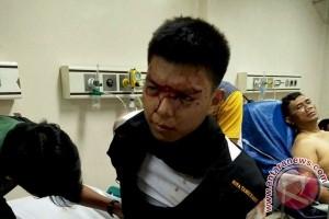 Sultan Azianzah, penyerang polisi tewas kehabisan darah