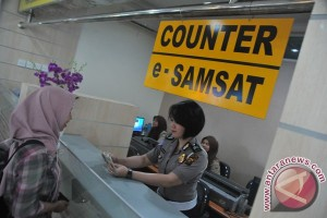 Pelayanan E Samsat Palembang