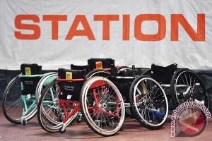 Shinta memulai berkursi roda dari Yogyakarta ke Jakarta