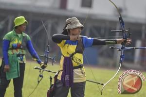 PEPARNAS - Panahan rasa Archery World Cup di Peparnas 2016