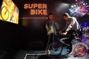 Super Bike, sepeda pintar dari LeEco