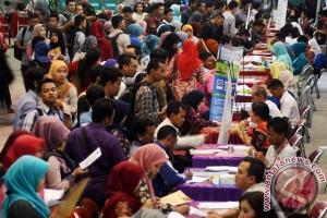 55.724 warga Kota Bekasi tercatat menganggur