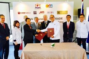 PM Malaysia-Mendag sepakat aktifkan desk Malindo