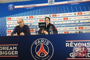 LAPORAN DARI PARIS -  PSG siap tempur hadapi Marseille pada Derbi Prancis