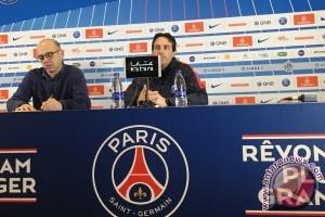 LAPORAN DARI PARIS - Unai Emery waspadai kebangkitan Marseille di tangan Rudi Garcia