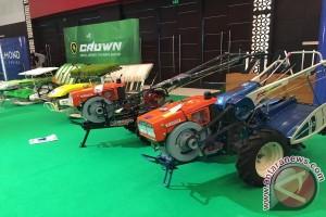 Industri mesin pertanian dukung kedaulatan pangan nasional