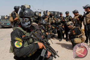 Pasukan Irak merangsek masuk ke bagian timur Mosul