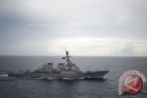 Destroyer Amerika USS Decatur usili China di Laut China Selatan