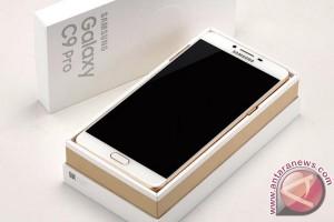 Samsung perkenalkan Galaxy C9 Pro dengan RAM 6GB