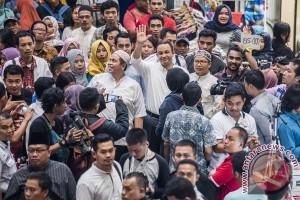 Anies ingin bangun pusat sejarah Pasar Tanah Abang