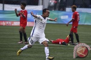 Tim Sepak Bola Jabar Melaju Ke Final