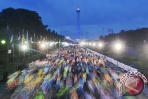 Mekaki Marathon bakal diramaikan artis ibukota