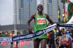 Pemenang Jakarta Marathon 2016 keluhkan hadiah