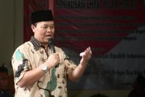 Hidayat Nur Wahid: Sudah saatnya menggelorakan cinta bangsa