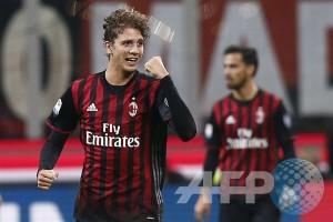 Gol tunggal Locatelli menangkan Milan 1-0 atas Juventus
