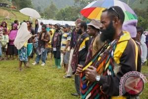 Enam kabupaten di Papua gunakan sistem noken di Pilkada 2017