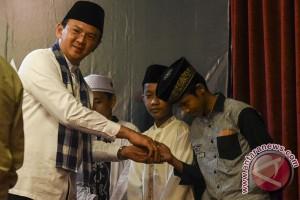 Santri Jakarta deklarasikan Pilgub Damai disaksikan Ahok